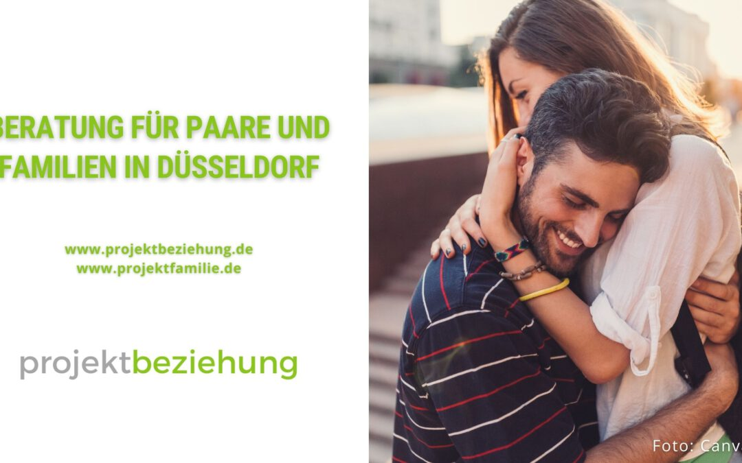 Beratung für Paare und Familien in Düsseldorf