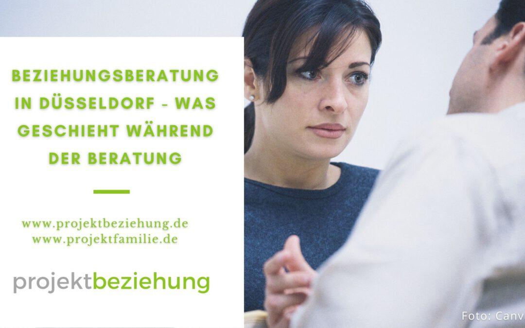 Beziehungsberatung in Düsseldorf – Was geschieht während der Beratung