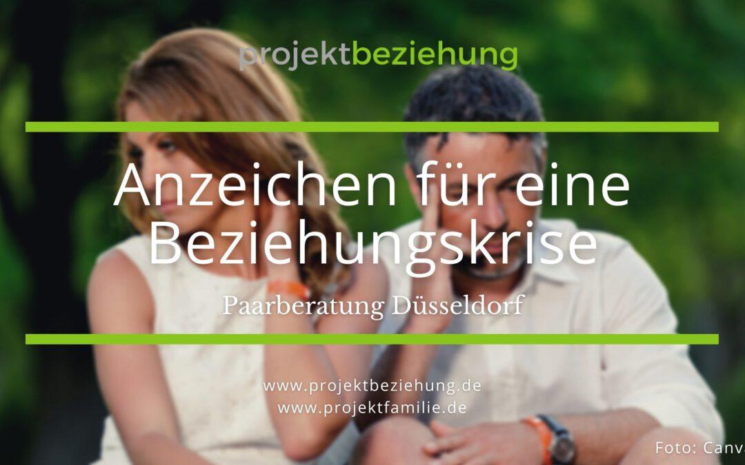 Paartherapie Düsseldorf – Anzeichen für eine Beziehungskrise